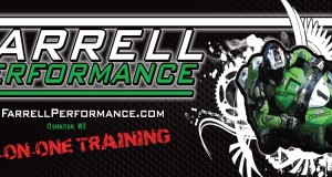 FARRELL PERFORMANCE – ONE ON ONE TRAINING